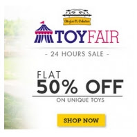 Buy Unique Toys at Flat 50% off from Rs 65 :Buytoearn
