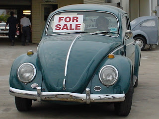 Bug used car