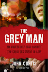 Out now in Australia, my third non-fiction book, The Grey Man
