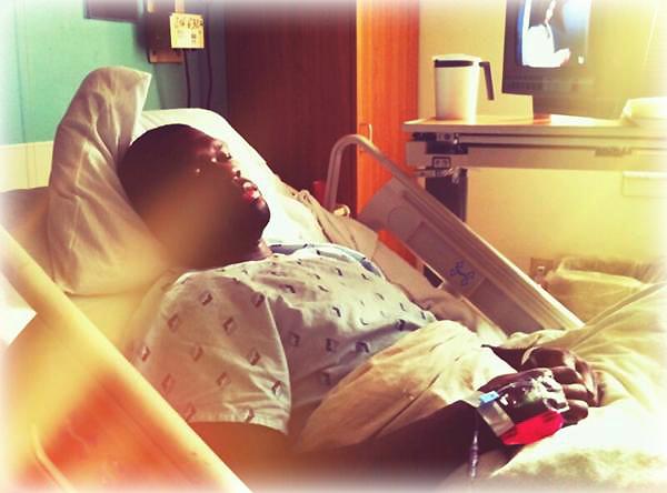 50 Cent está hospitalizado - Farándula