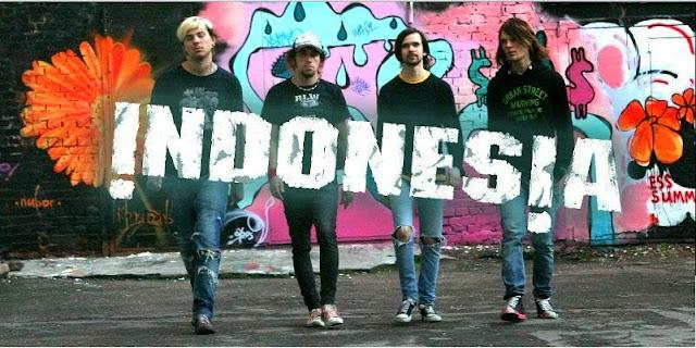 "Band Rock Asal Rusia Ini Bernama ""INDONESIA"""