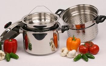 Tips para tu cocina - Cocinar al vapor ...