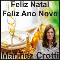 Porto Barreiro:Marinez Crotti e família desejam a todos um Feliz Natal e um Próspero Ano Novo