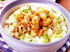 Resep dan Cara Membuat Bubur Seafood