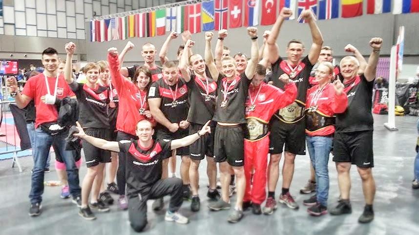 SKF Boksing Zielona Góra, Karolina Gleisner, full contact, kickboxing, reprezentacja,