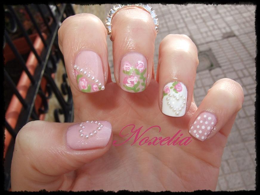 Noxelia: Stamping nail art: Colaboración con BornPrettyStore IV y ...
