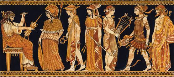 Hablando de griegos y romanos