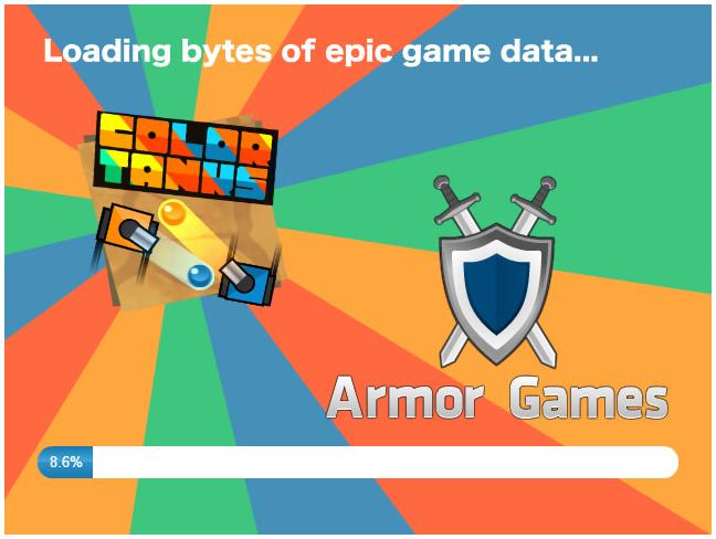 Armor Game : Color Tanks