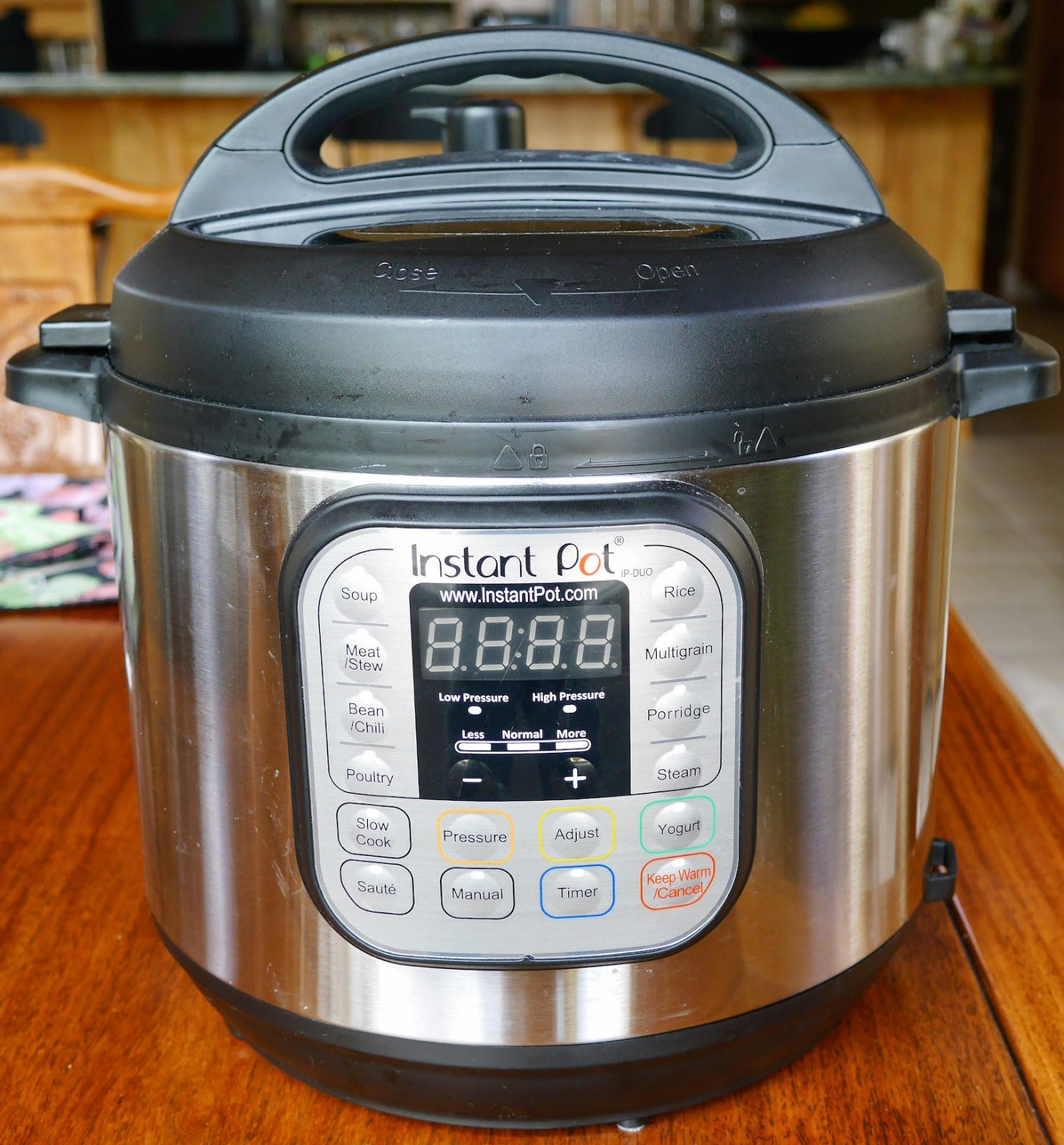 New Electric Pressure Cookers ~ Foods for long life the amazing electric instant pot new
