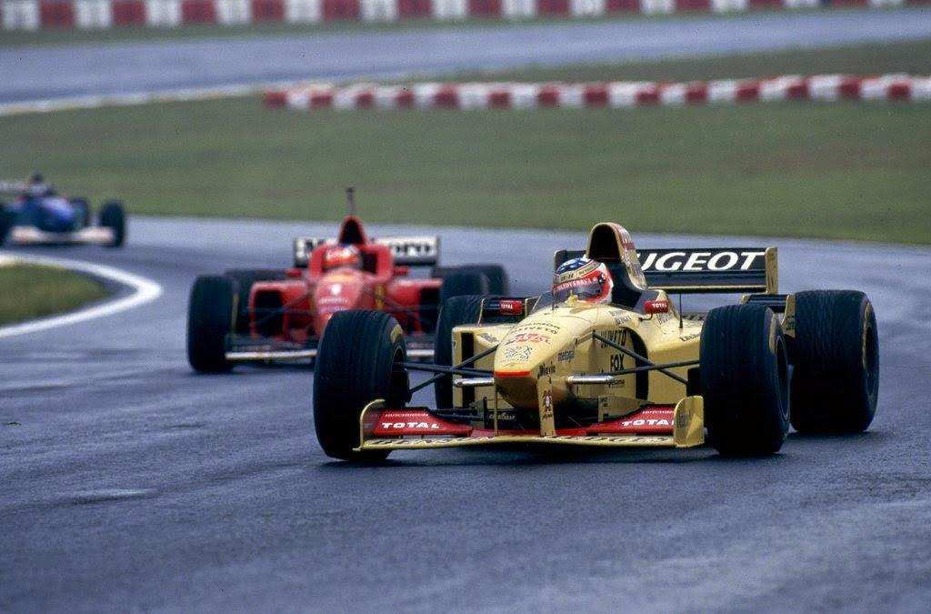 Temporada de Formula 1 em 1996, Jordan by Entrelinhas F1 - blogger