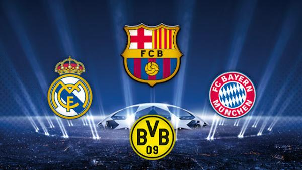InfoDeportiva - Informacion al instante. REPETICION SORTEO UEFA CHAMPIONS LEAGUE