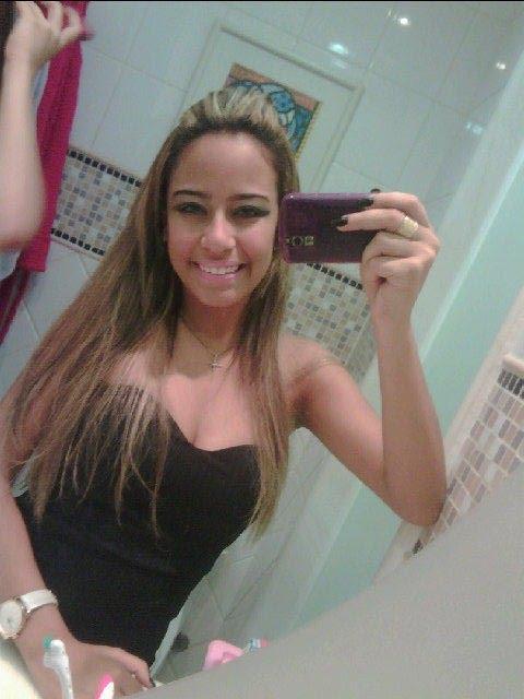 Bem  Para Quem Ainda N  O Saber  O Jogador Neymar Tem Uma Irm   Que Se