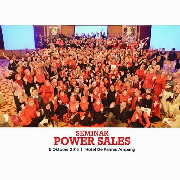 Power Sales Seminar