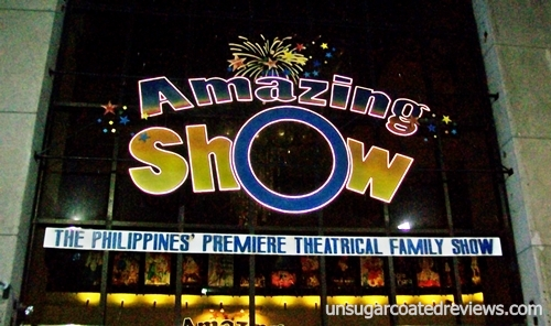 Amazing Show at the Manila Film Center in CCP