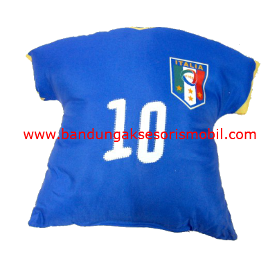 Bantal Sandaran Club Bola Italia