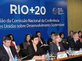 A farsa da Rio + 20