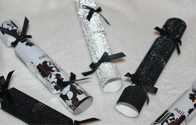 Nails Inc Christmas Crackers