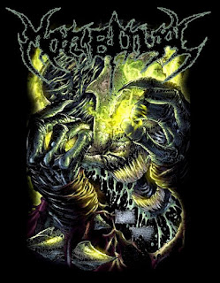 Morbitual Band Brutal Death Metal Magelang Jawa Tengah Foto Cover Artwork Wallpaper