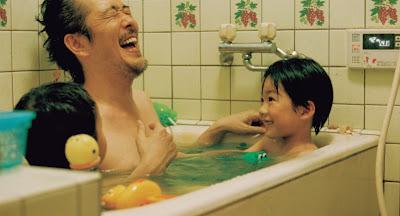 Lily Franky (Yudai) y Keita Ninomiya (Keita)