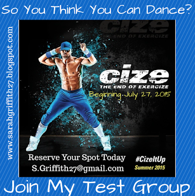 cize, cize test group, new beachbody product, zumba, hip hop, challenge group, sarah griffith, top beachbody coach state college,