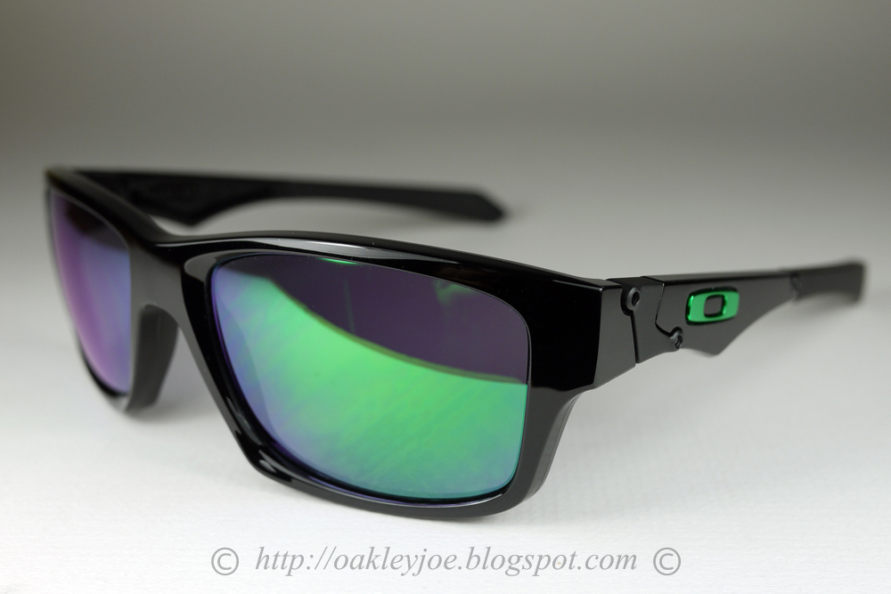 oakley jupiter squared green bhxi  oakley jupiter squared polished black jade iridium
