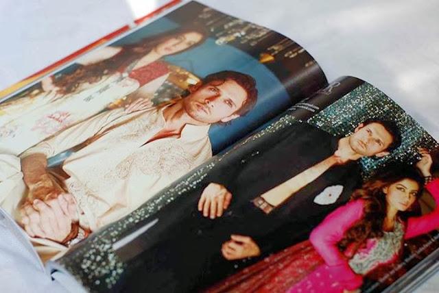 Abdul Mannan and Sadia Faisal Photoshoot for Style M Magazine 2013