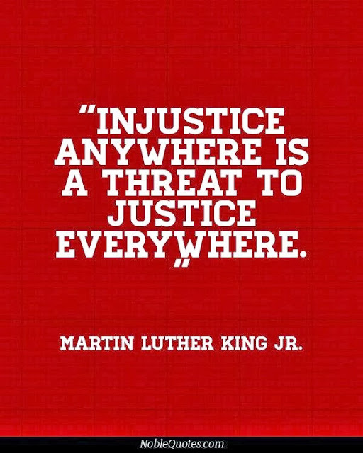 injustice everywhere is a threat to justice everywhere essay