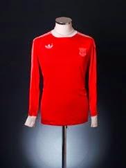 1978-81 Wrexham Home Shirt