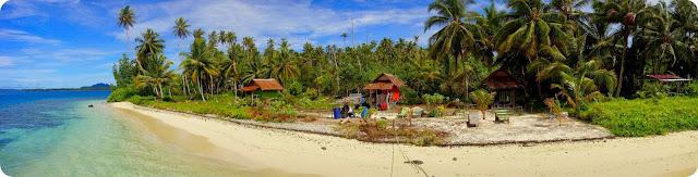 Pulau Tailana Aceh Singkil