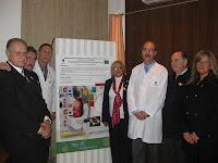Dr.Argés, Dr.Pérez y Rotary