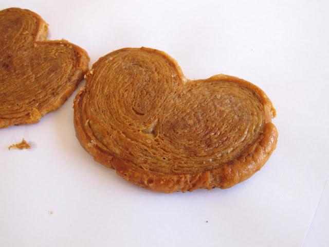 Blé Sucré - Palmiers