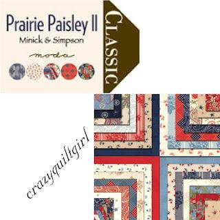 Moda PRAIRIE PAISLEY II Fabric by Minick & Simpson