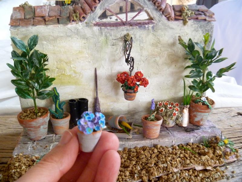 Ogród za murem