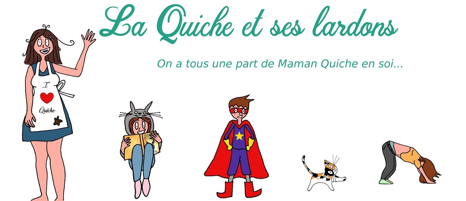 La Quiche et ses Lardons