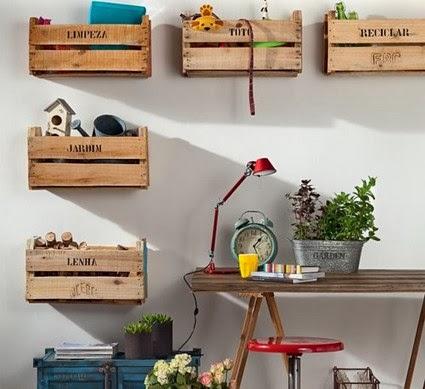 Arte y arquitectura estilo vintage para decorar tu zona - Ideas para decorar un estudio ...
