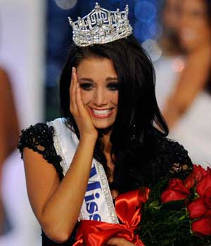 Laura Kaeppeler Miss America 2012 Picture
