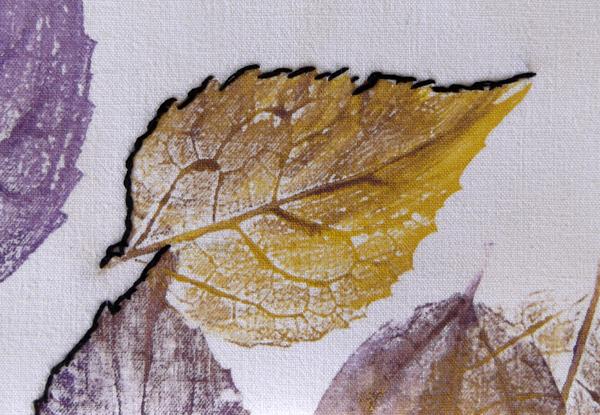 ζωγραφική και κέντημα