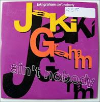 Cover Album of Jaki Graham - Ain't Nobody (CDS) (1994)