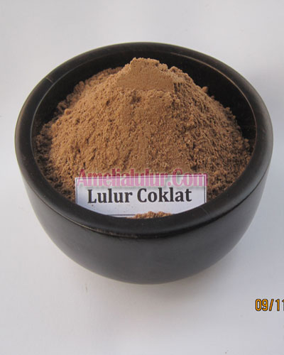 Lulur Coklat / Chocolate Body Scrub
