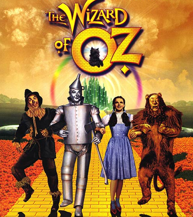 todaysgold the wizard of oz most famous movie of all time