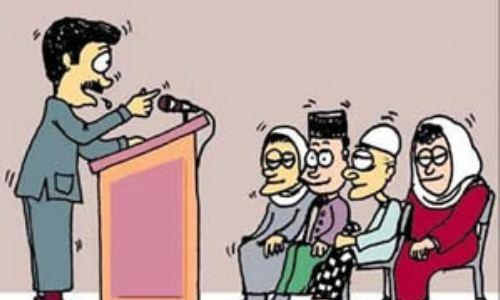 contoh pidato