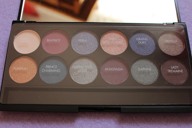 "Sleek iDivine Palette ""Enchanted Forest"""