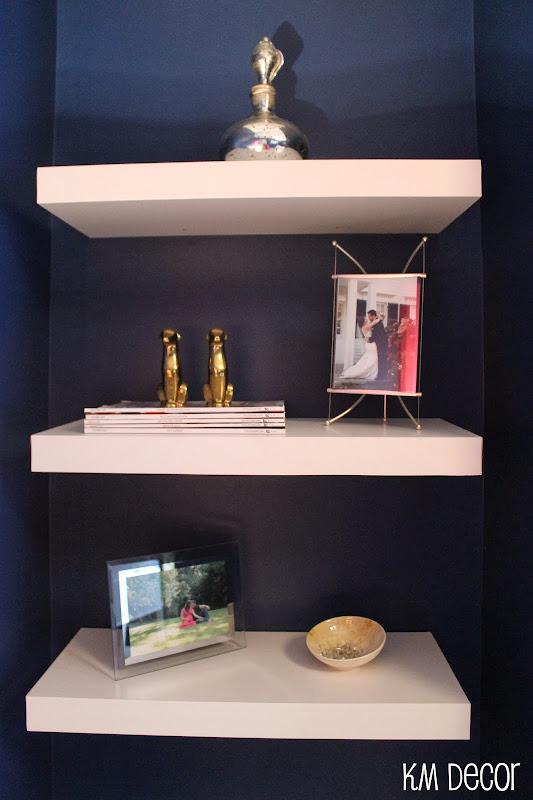 Office Floating Shelf