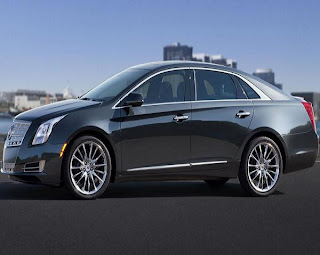2014 Cadillac XTS Vsport Car
