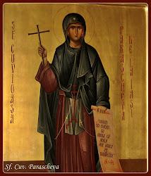 Sfânta Parascheva de la Iaşi