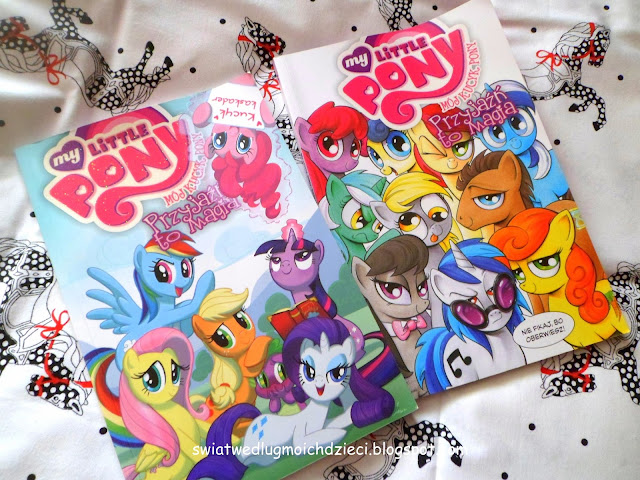 komiksy dla dziewczynki