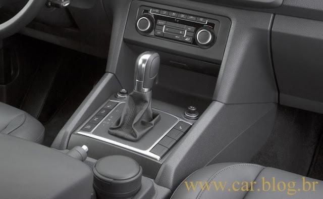 Nova Amarock Automática 2012 - cãmbio ZF de 8 marchas