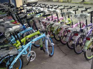 Daftar Harga Sepeda Lipat Murah Terbaru 2013