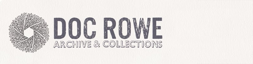 Exploring the Doc Rowe Archive and Collection