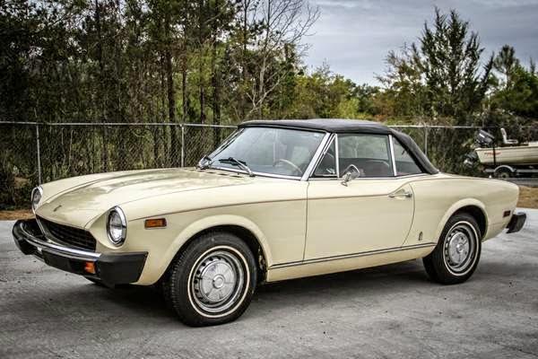 1978 Corvette For Sale Craigslist >> 1978 Fiat 124 Sport Spider | Auto Restorationice